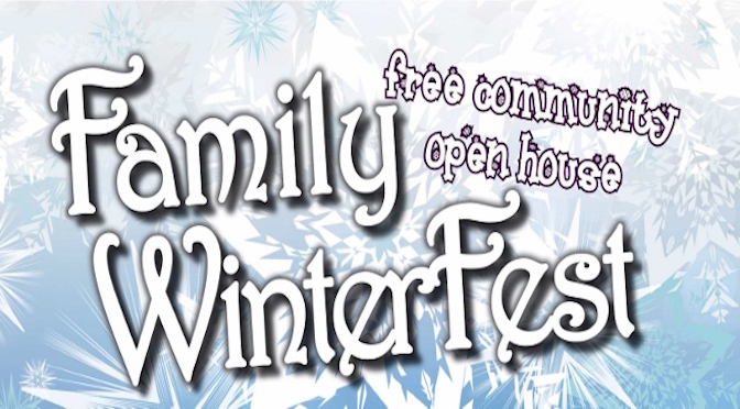 Family Winterfest at Cran-Hill Ranch