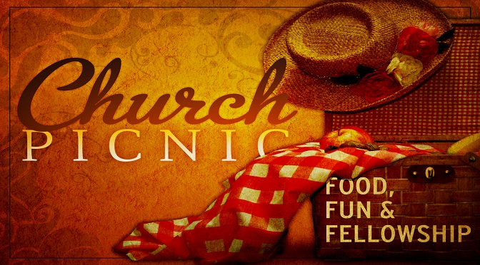 Church Picnic!