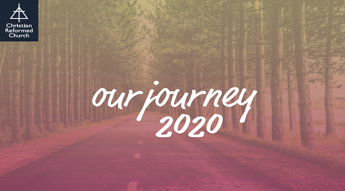 Our Journey 2020: Discipleship – 9/24/17