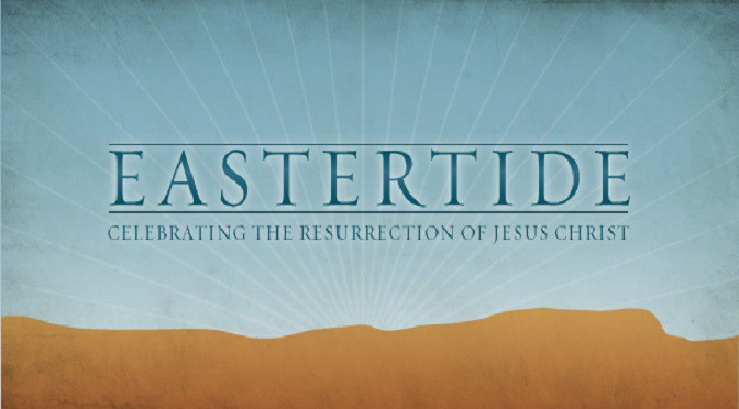 Image result for eastertide